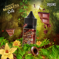 Patas Pipe Nic Salts by Twelve Monkeys 30ML