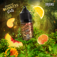Puris Nic Salts by Twelve Monkeys 30ML