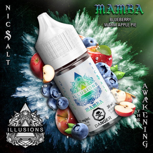 Mamba Salt Nic by Illusions Vapor 30ML