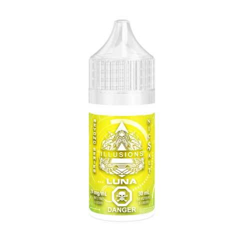 Luna Salt Nic by Illusions Vapor 30ML