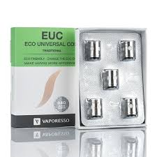 Vaperesso Eco Universal Coil (EUC) Replacement