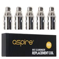 Aspire BVC Clearomizer Replacement Coils