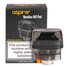 Aspire Nautilus Replacement Pod