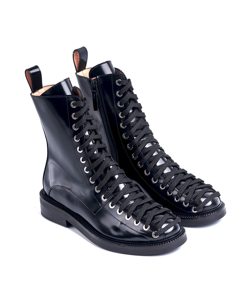 Underground Ankle Boots