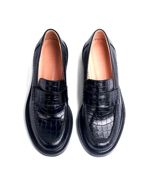CROCO LOAFERS - I N C H 2