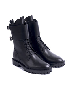 Soft Camden Double Monk Boots - I N C H 2