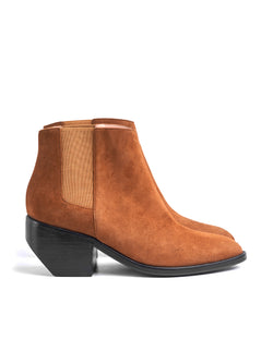 Desert Western Ankle Boots - I N C H 2