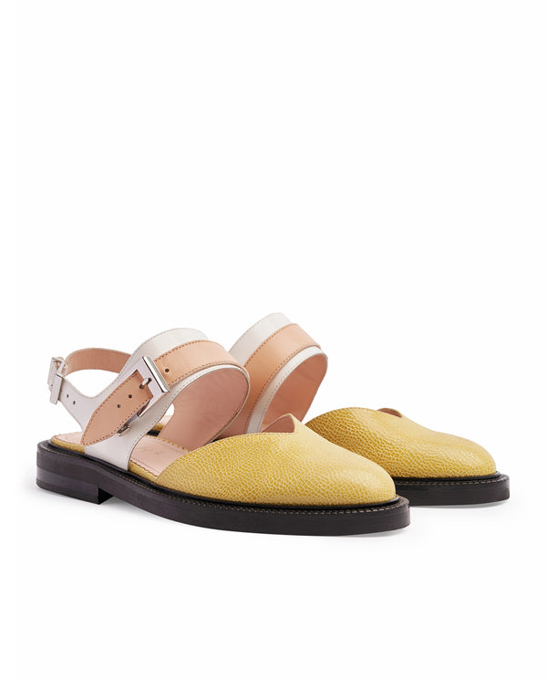 LEMON V TOE SANDALS