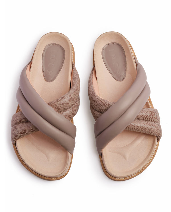 STACEY TAUPE SLIDES