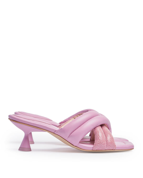 VERA ROSE HEELED SANDALS