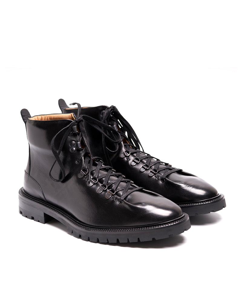 Black Hiking Boots - I N C H 2
