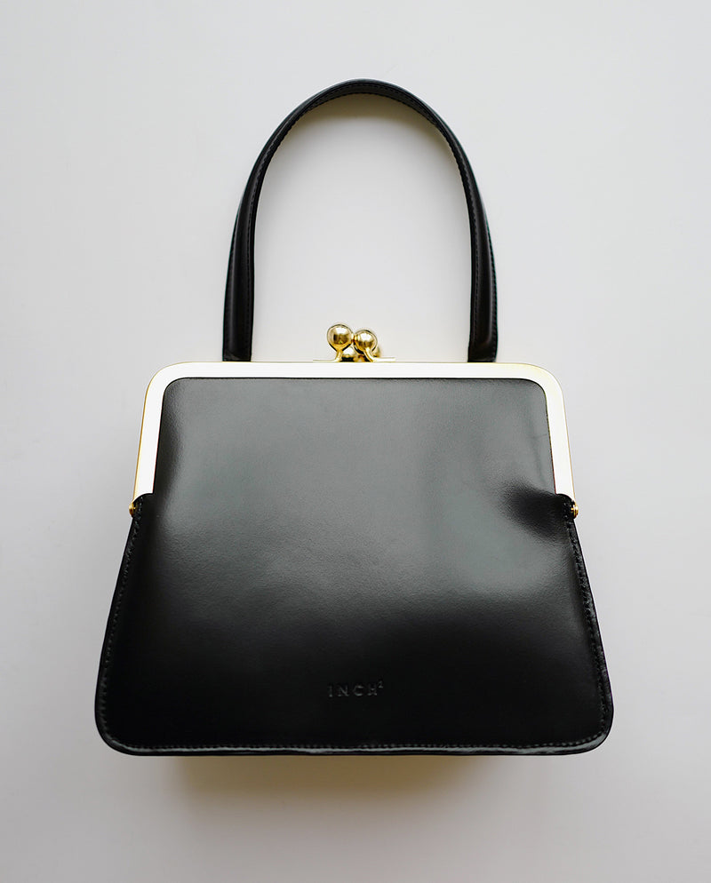 Black Wallet Bag - I N C H 2