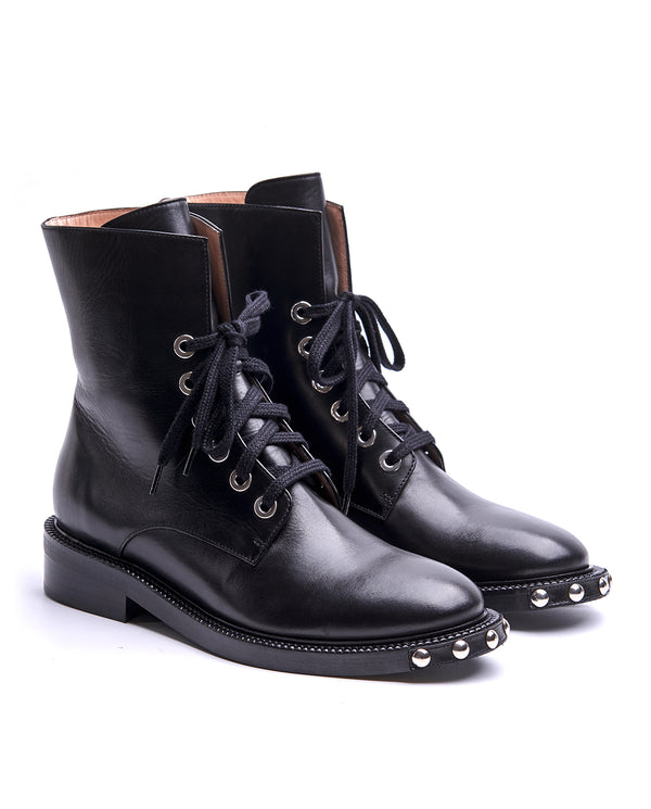 Studded Boots - I N C H 2