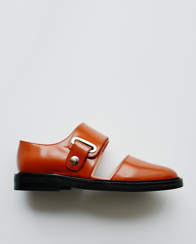 Caramel Pressed Shoes - I N C H 2