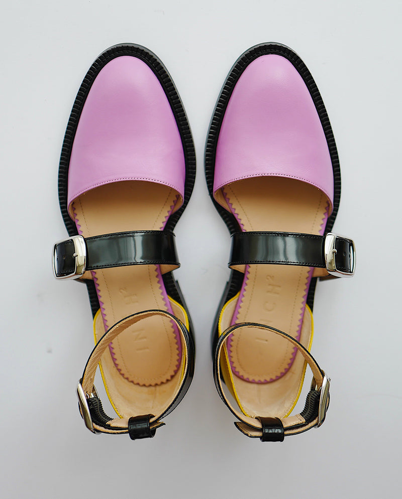 Closed toe candy sandals - I N C H 2