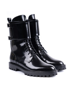 Camden Double Monk Boots - I N C H 2