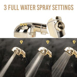 3 In 1 High Pressure Showerhead(Buy 2 Get 10% OFF & Free Shipping)