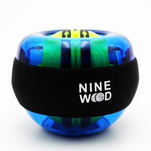 LED wrist ball relief stress trainer