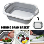 4 IN 1 FOLDING PORTABLE CUTTING BOARD