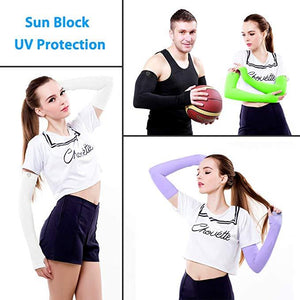 (Last Day Promotion 60% OFF) Womens and Mens Sunblock Protective Gloves