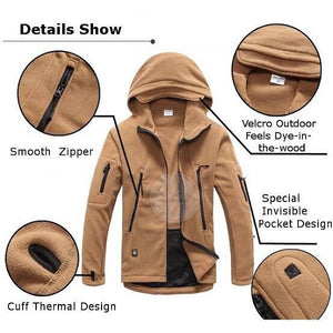 Outdoors Military Tactical Jacket