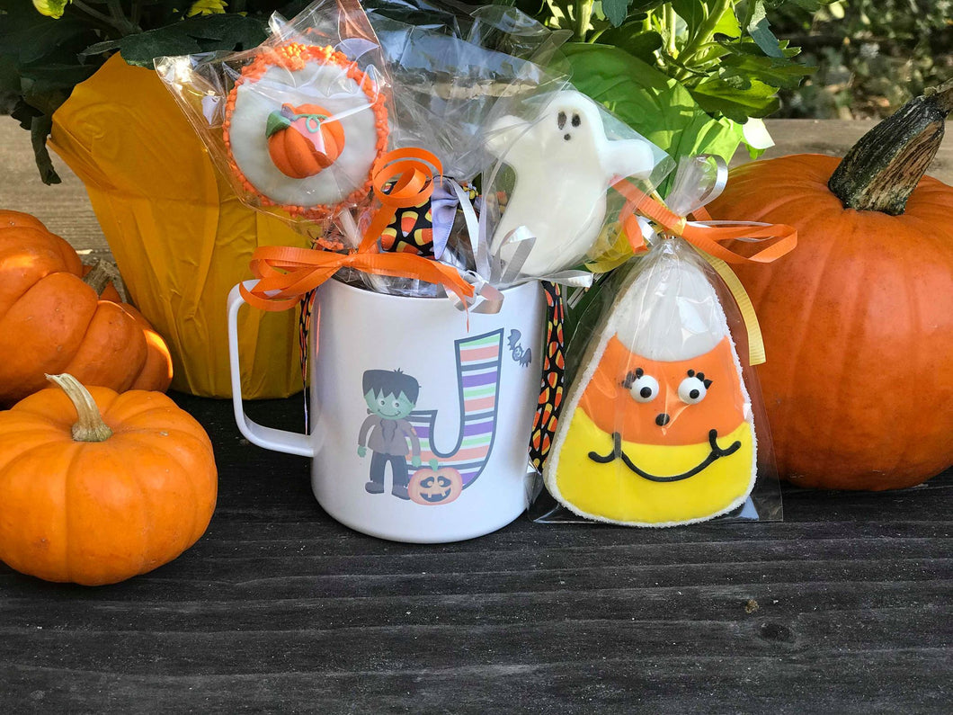 Care Crate | Halloween theme | The Good Life Creations