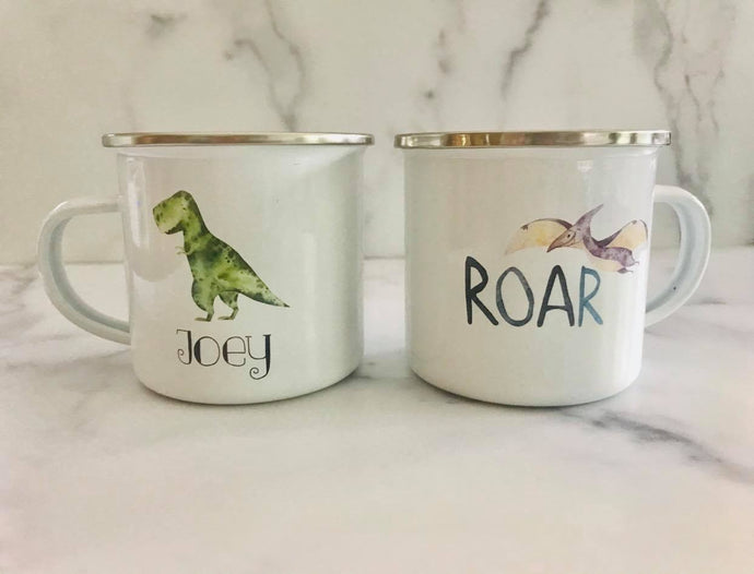 Camp Mug | Dino| Roar | The Good Life Creations