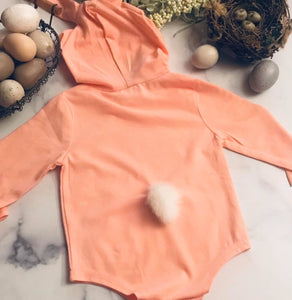 Bunny Onesie | Easter | Cottontails | The Good Life Creations
