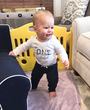 Load image into Gallery viewer, Mr. ONE-derful | Onesie | First Birthday | The Good Life Creations