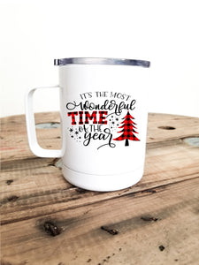 Most Wonderful | Stainless Mug | The Good Life Creations