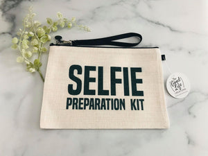 Selfie Prep Kit | Pouch | Makeup | The Good Life Creations