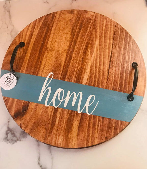 Home | Decorative Tray | The Good Life Creations