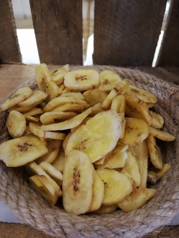 Bananenchips (100g)