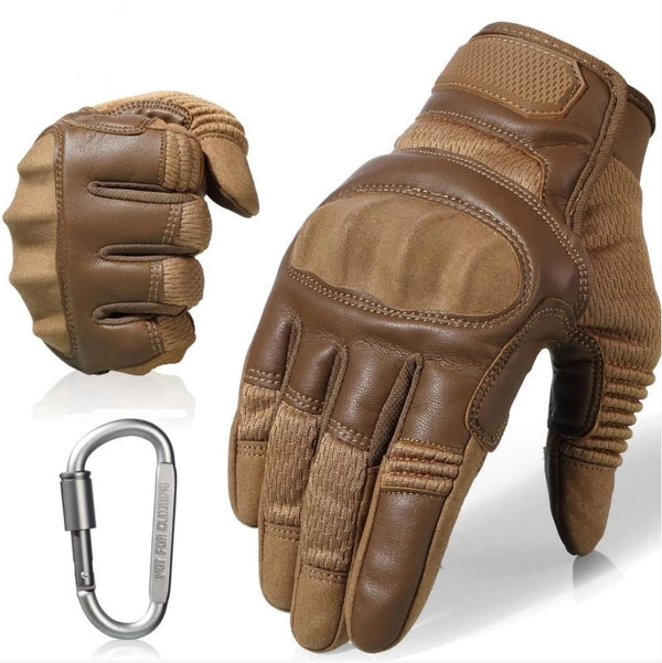 Tactical Riding Gloves - Biker Apparel and Gears for harley & caferacer riders