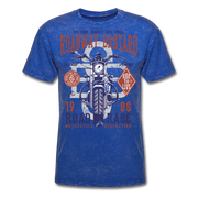 Roadway Bastard Men's T-Shirt - Biker Apparel for harley & caferacer riders