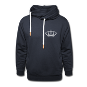 King Of The Road Biker men Hoodie - navy