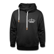 King Of The Road Biker men Hoodie - black