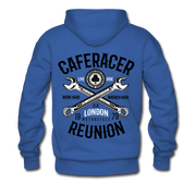 Men's Caferacer Reunion Hoodie - Biker Apparel and Gears for harley & caferacer riders
