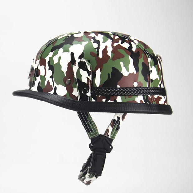 Retro Eagle WW2 - Camouflage forest - Biker Apparel and Gears for harley & caferacer riders