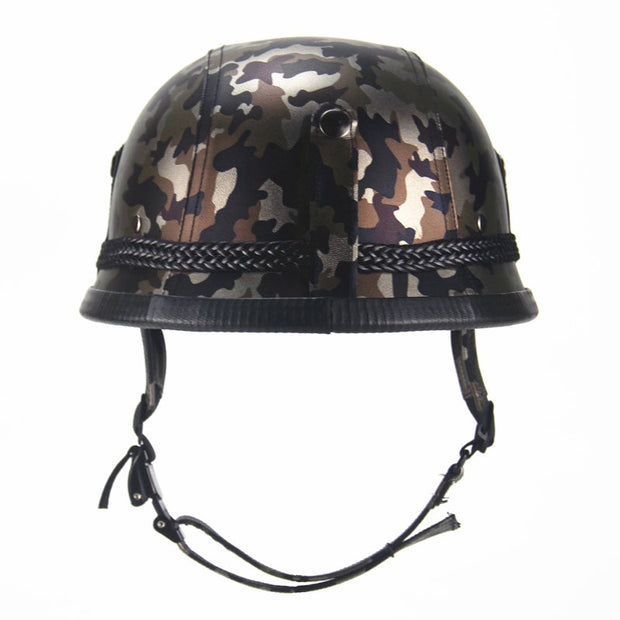 Retro Eagle WW2 -Camouflage Urban - Biker Apparel and Gears for harley & caferacer riders