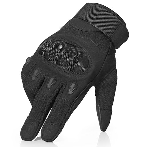 Tactico X Gloves - Biker Apparel and Gears for harley & caferacer riders