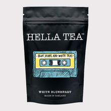 Blue Jeans & White Teas - Hella Tea