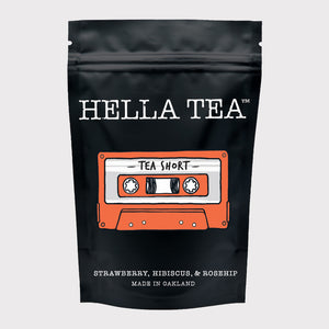 Tea Short - Hella Tea