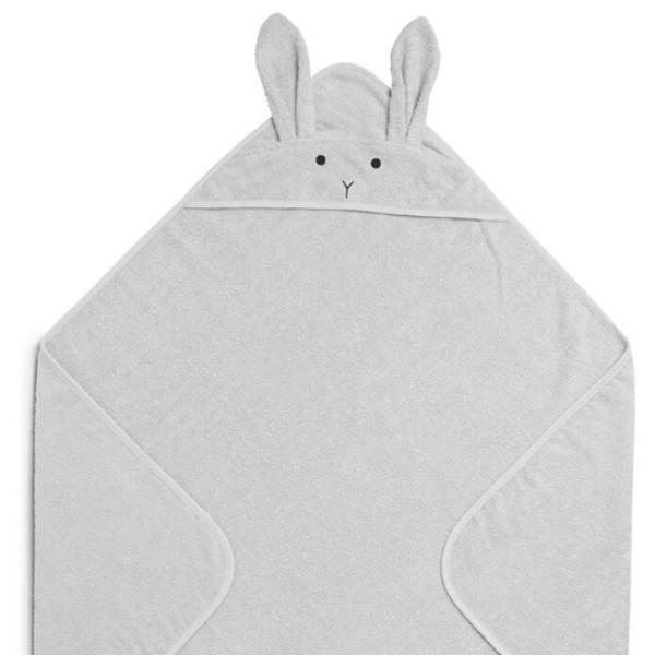 Cape de bain Rabbit grey
