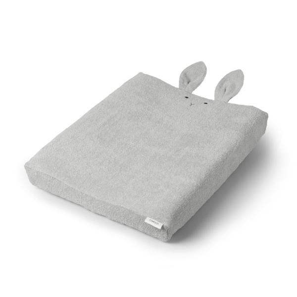 Matelas à langer Rabbit grey