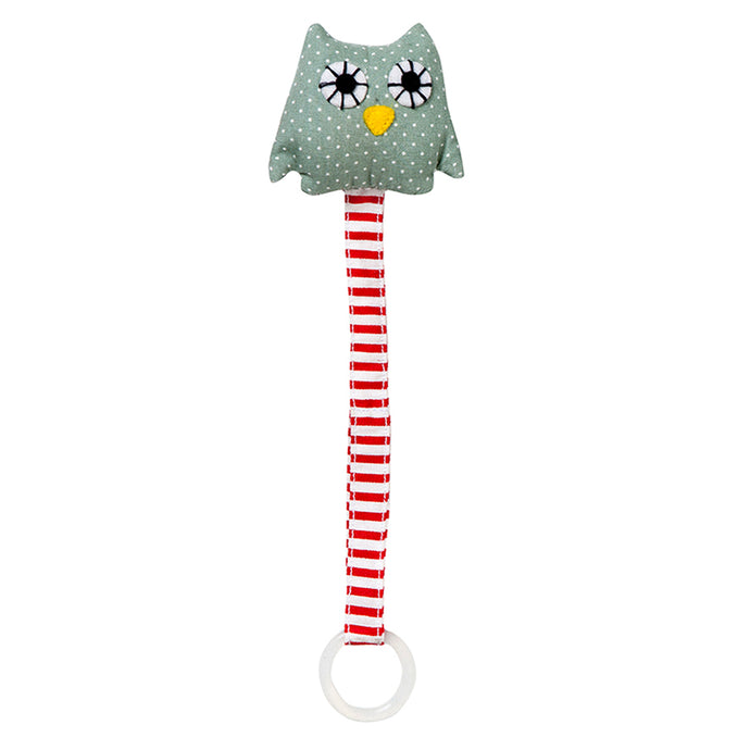 Attache tutte Owl green