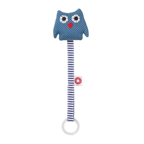Attache tutte Owl blue