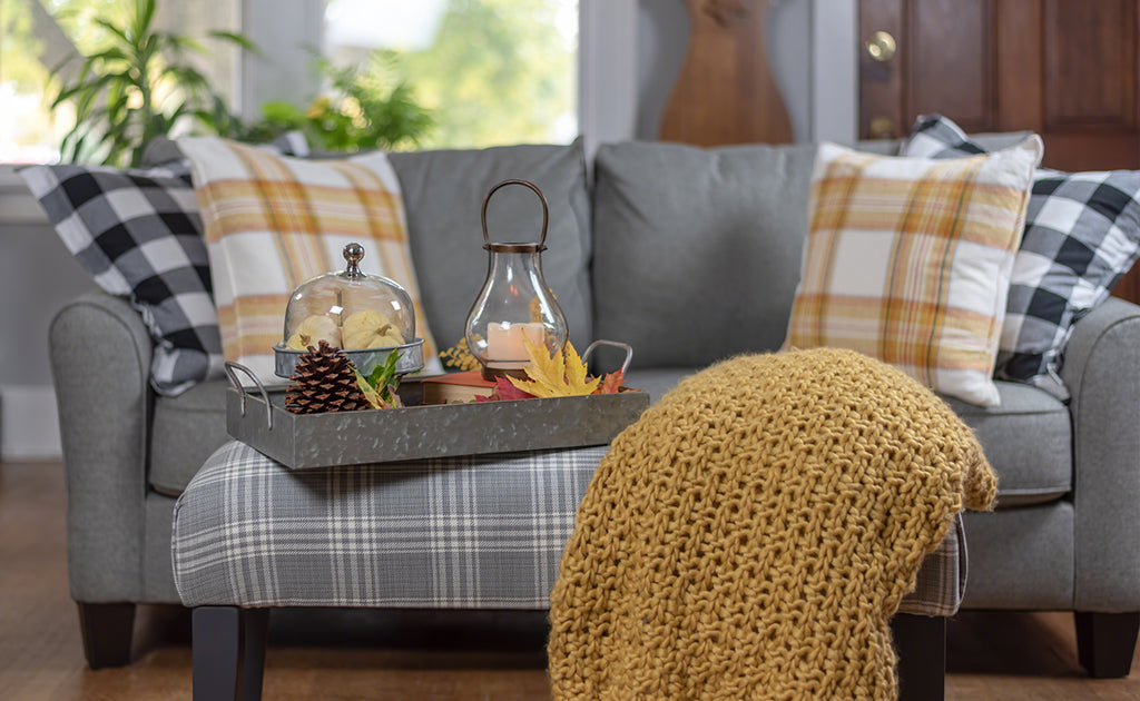 Cosying Your Home for Autumn