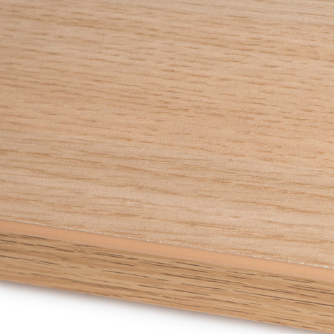 Oak melamine sample - Contract