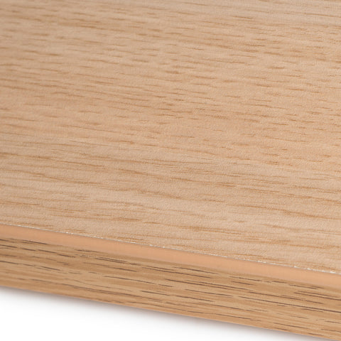 Oak melamine sample